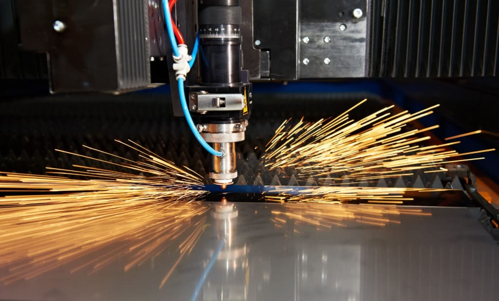 laser cutting business for sale