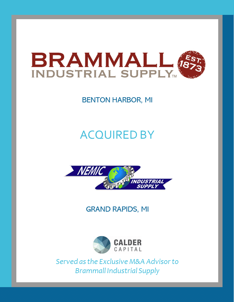 Brammall Industrial Supply Tombstone